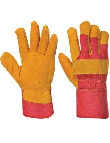Fleece Lined Rigger Glove