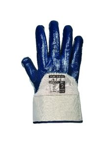 Nitrile Safety Cuff Glove